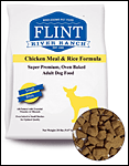 Flint River Ranch Chicken and Rice Small Bites Dog Food