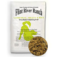 Flint River Ranch Lamb Rice Millet Ultra Premium Dog Food